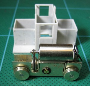 Prototype mechanism from Brian Madge
