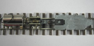 Coupler, top view