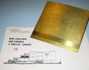 RGS 2 truck goose