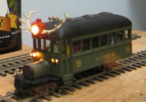 Mack Railbus